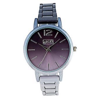 Eton Womens Classic Fashion Watch,  Grey Ombre Dial & Bracelet 3263L-GY