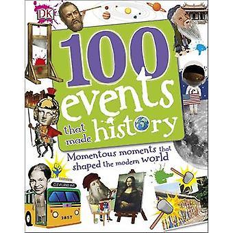 100 eventos que fizeram história por DK - 9780241227893 livro