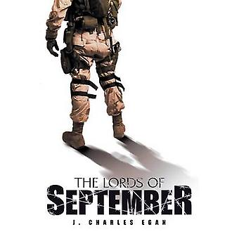 The Lords of September by Egan & J. Charles