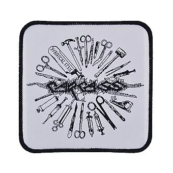 Carcass Tools Woven Patch