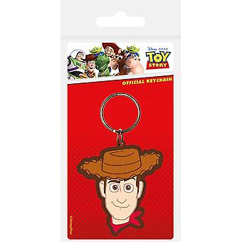 Toy Story Woody Gummi Nyckelring