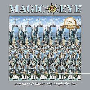 Magic Eye 25th Anniversary Book by Cheri Smith - 9781449494230 Book