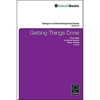 Getting Things Done von Virpi Malin - Jonathan Murphy - Marjo Siltaoja