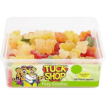 Tuck Shop Fizzy Grizzlies (120) 780g