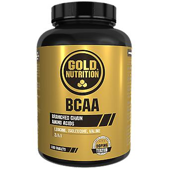 Gold Nutrition Bcaa Branched Chain Aminoacids 60 caps