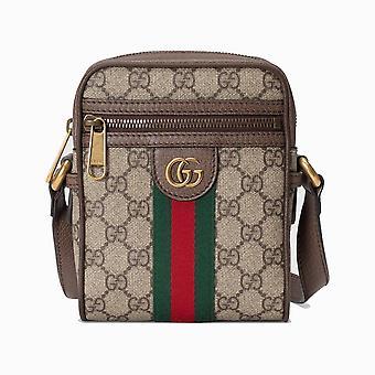 Gucci 59812796iwt8745 Hombres's Bolso de hombro de tela beige
