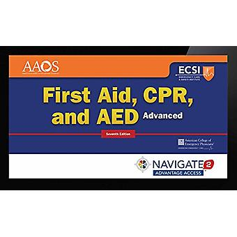 Navigate 2 Advantage Access for Advanced First Aid - CPR - and AED by