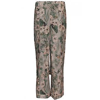 Myrine Antwerp Wide Leg Floral Trousers