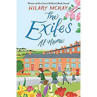 The Exiles at Home by Hilary McKay - 9781529011586 Book