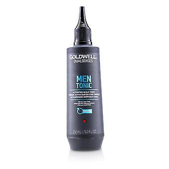 Dual Sinne Männer tonic aktivierenKopf tonic Tonic (für alle Haartypen) 150ml/5oz