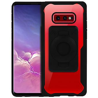 Fitclic Neo Case Galaxy S10e Magnetic and Mechanical-Tigra, Transparent