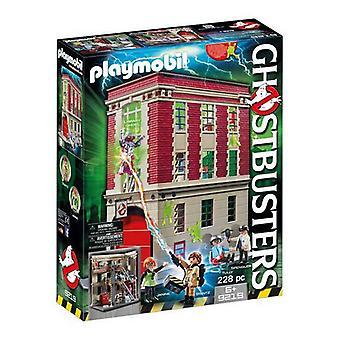 Playset Ghostbusters Playmobil 9219 (228 pcs)