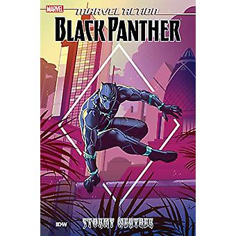Marvel Action - Black Panther - Stormy Weather by Kyle Baker - 97816840