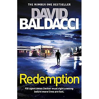 Redemption by David Baldacci - 9781509874415 Book