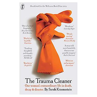 The Trauma Cleaner by Sarah Krasnostein - 9781925603897 Book
