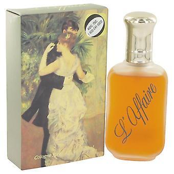 L'affaire Cologne Spray By Regency Cosmetics 2 oz Cologne Spray