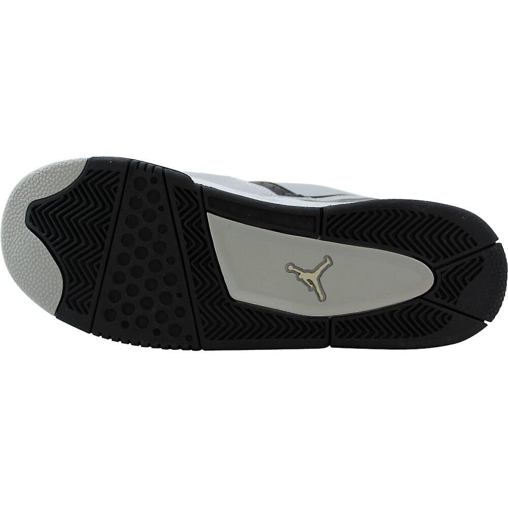 Nike Jordan Flight 23 Bg Wolf Grå/svart 317821-012 Grade-school