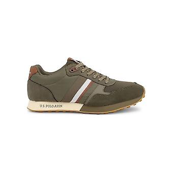 U.S. Polo Assn. - Schuhe - Sneakers - FLASH4088S9_SN2_KAK - Herren - darkseagreen - EU 41