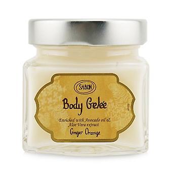 Body Gelee - Ginger Orange - 200ml/7oz