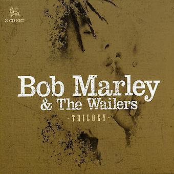 Bob Marley & the Wailers - Trilogy [CD] USA import