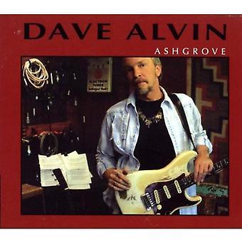 Dave Alvin - Ashgrove [CD] USA import