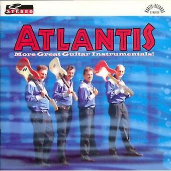 Atlantis - Meer Great Guitar Instrumentals [CD] USA import