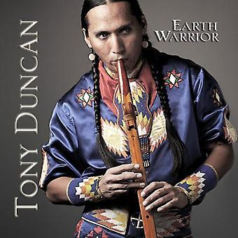 Tony Duncan - Earth Warrior: Light of Our Ancestors [CD] USA import