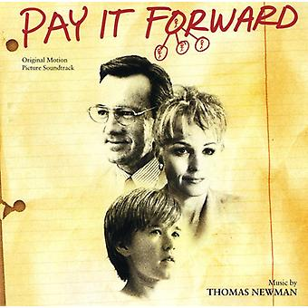 Various Artists - Pay It Forward [CD] USA importeren