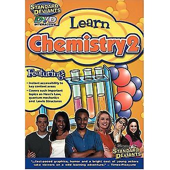 Standard Deviants - Chemistry 2 [DVD] USA import
