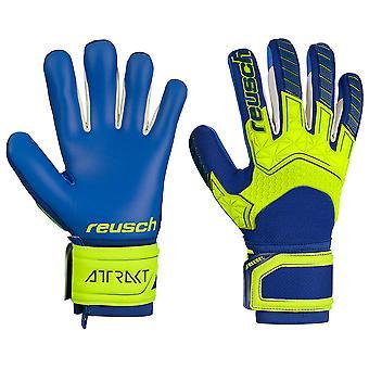 Reusch Attrakt Freegel S1 LTD Goalkeeper Gloves Size