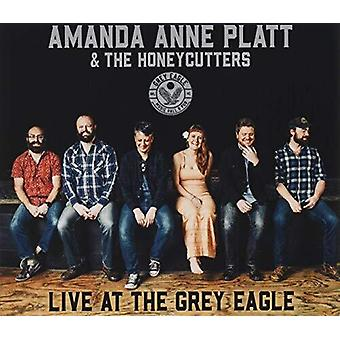 Live At The Grey Eagle [CD] USA import