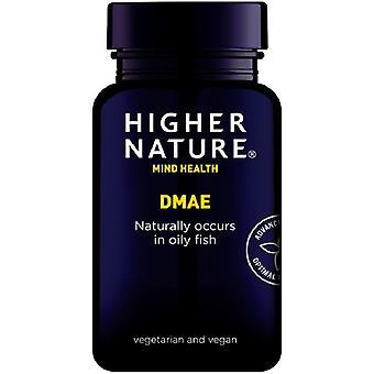 Higher Nature DMAE Vegetable Tablets 60 (QDM060)