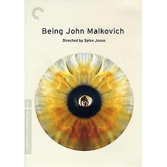 En importation USA John Malkovich [DVD]
