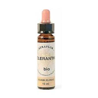 Organic Bach flowers - Scleranthus 10 ml of floral elixir