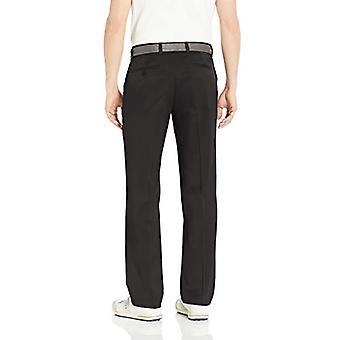 Essentials Heren's Standard Classic-Fit Stretch Golf Pant, Zwart, 40W x 29L