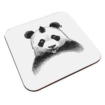 Punky Panda Coaster