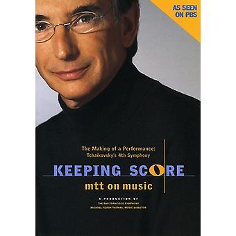 Keeping Score-Mtt on Music [DVD] USA import