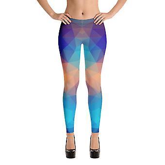 Fashion leggings | triangles #2