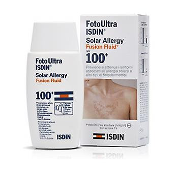 Fotoultra solar allergy SPF 100+ High Protection 50 ml