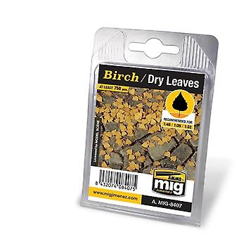 Ammo by Mig Leaves - Birch - Dry Leaves