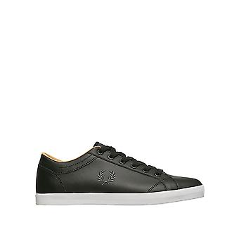 Fred Perry Men's Baseline Sneakers Leather