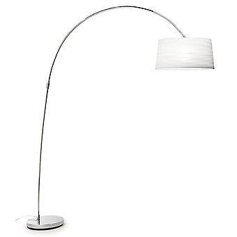 Leds-C4 Magma - Floor Lamp Chrome 1x E27