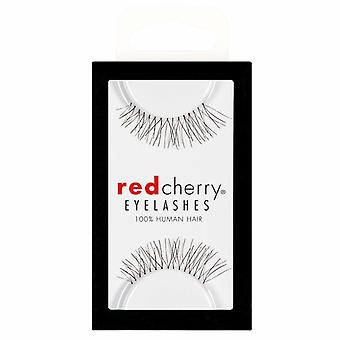 Red Cherry False Wimpers - #DEL Delilah - Perfect Curl Handgemaakte Wimpers