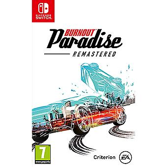 Burnout Paradise Remastered Switch Game