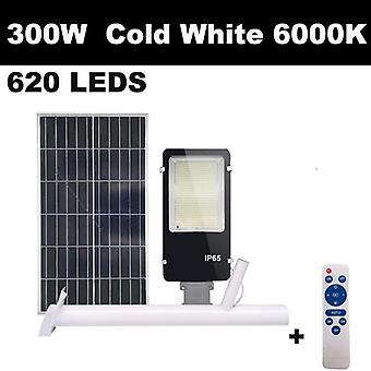 Led Solar Street Light Outdoors Lamps 50w 100w + Remote Controller
