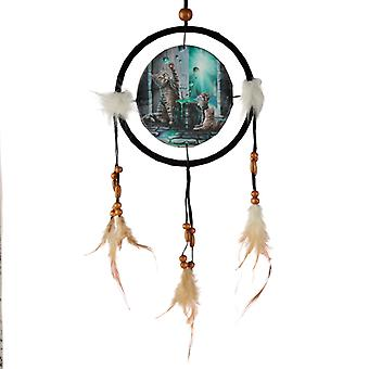 Decorative Lisa Parker Hubble Bubble 16cm Dreamcatcher X 1 Pack