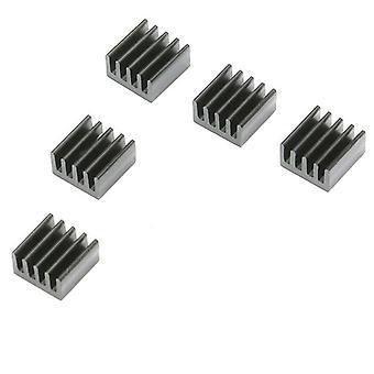 Heatsink Patteri- Alumiinijäähdytys Fin