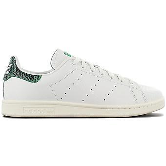 אדידס מקוריים סטן סמית EF - נעלי עור לבן D67850 נעלי ספורט