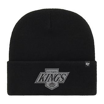 47 Brand Beanie Winter Hat - HAYMAKER Los Angeles Kings