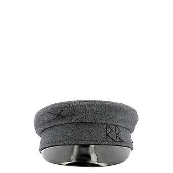 Ruslan Baginskiy Kpc030darkgrey Women's Grey Wool Hat